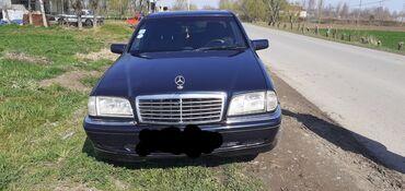 Mercedes-Benz C 180 1.8 л. 1998