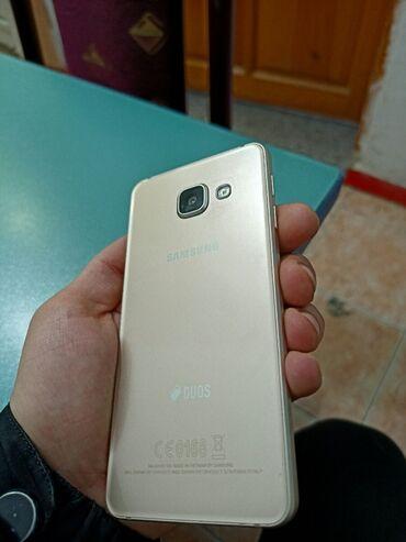 Б/у Samsung Galaxy A3 2016 16 ГБ Бежевые