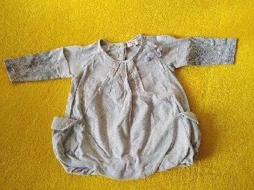 Fox baby haljina tunika za bebe devojčice Veličina 9-12 meseciČist