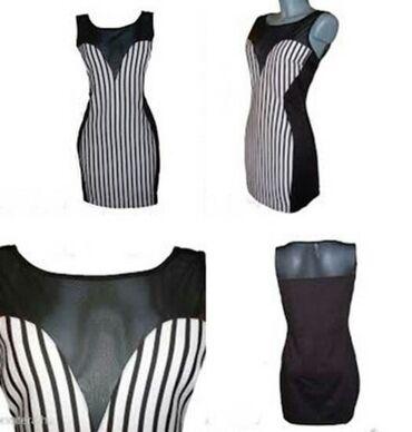 Haljine - Senta: Ribbon haljina  Velicina: S/M