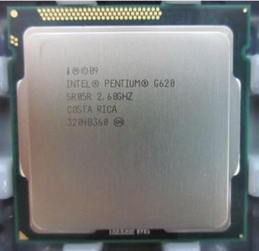 процессоры 2 1 2 5 ггц в Кыргызстан: Процессор Intel® Pentium® G620 3 МБ кэш-памяти, 2,60 ГГц 300сом