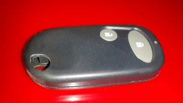 Пульт для honda из Европы 2 кнопки. Цена с пропиской в автомобиль в Бишкек