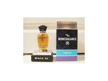 Haljina-pour-elle - Srbija: Nonchalance Maurer & Wirtz za ženeVredno je pomenuti ovaj parfem