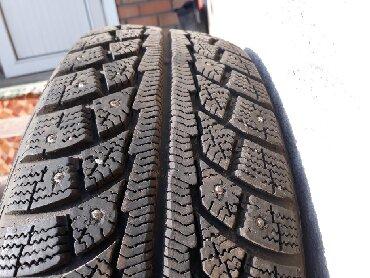 шина 205 65 r15 в Кыргызстан: Продаю шипованные шины 205/65/R15 в отличном состоянии. Германия. 15