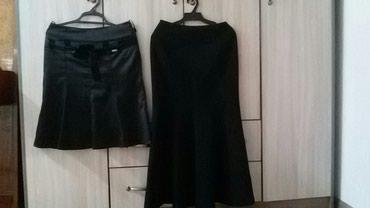 Турецкие красивые черные юбки, размер 36, фасон рыбка в Бишкек