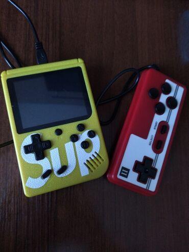 Электроника - Кант: Game Box Sup с дополнительным джойстиком для второго игрока состояние