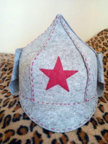Продаю банные шапки. ручная работа. в Бишкек