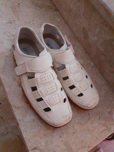 Sandale broj 43, nosene 2 puta