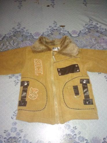 Куртка на мальчика 3_4 годика В отличном состоянии На весну осень в Сокулук