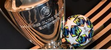 bmw 5 серия 530d mt - Ceyranbatan: Futbol topu:2019-2020 Çempionlar liqasının final topu.5