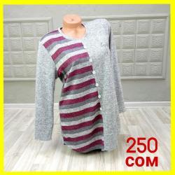 Женские свитера в Кыргызстан: Осенние женские кофточки  Размеры: 50-60 Цена: 250 сом