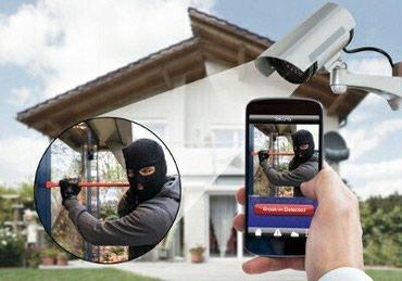 Kamera Təhlükəsizlik sisteminin tətbiqi kamera siqnalizasiya в Bakı