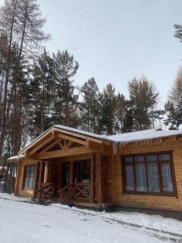 Сдается 8-ми местный коттедж «Дипломат» в Ski Paradise г. Каракол. Кы