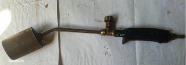 Brener za gas, dužine 400mm/ukupne/,sa diznom fi 2mm/ po potrebi - Nova Pazova