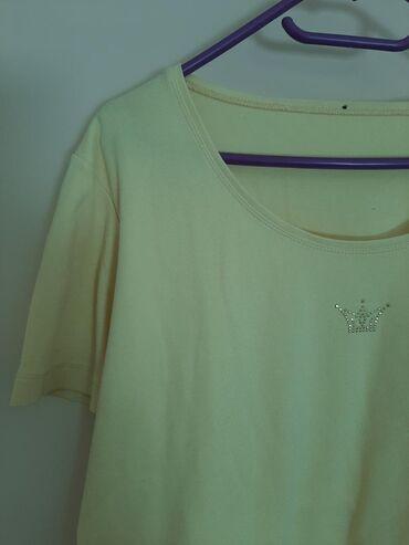 Majica sa krunicom zlatnom od nitni. Vel M
