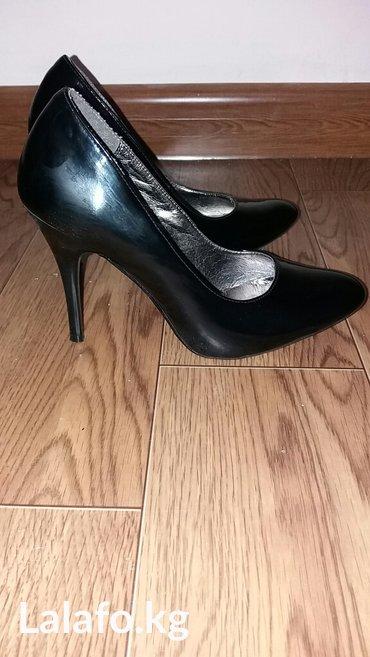 Продаю новую кожаную женскую туфли производства Турция 33 размер
