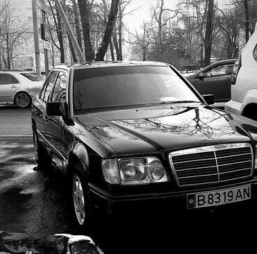 Mercedes-Benz W124 2.3 л. 1992   250000 км