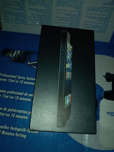 su dasi satilir - Azərbaycan: İşlənmiş iPhone 5 16 GB Qara