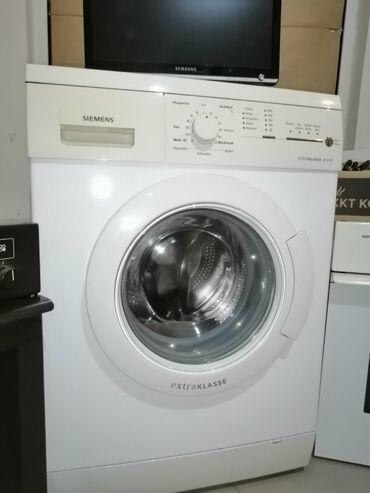 Saracka masina - Srbija: Frontalno Poluautomatska Mašina za pranje Siemens 6 kg