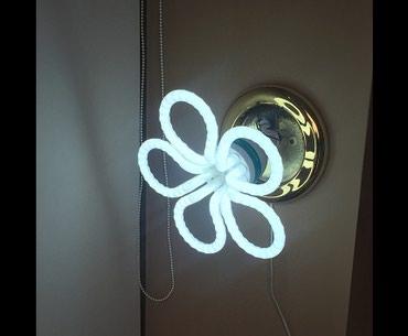 Интересный светильник лампа в форме в Бишкек