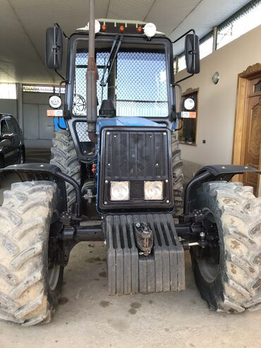 Nəqliyyat - Gəncə: Traktor 2017 ci ilde Aqrolizinqden alinibdi 2027 ci ile qeder odenis