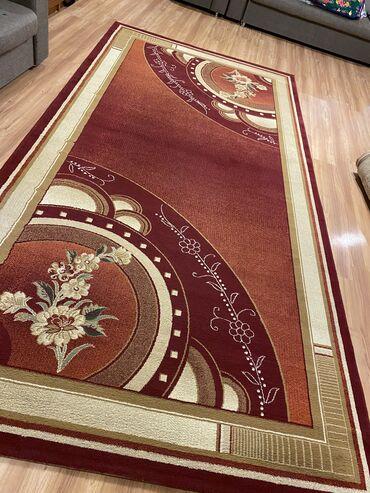 Продаем качественные коврыПочти новыеПосле химчисткиКрасный ковролин