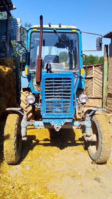 МТЗ 80 трактор в отличном состоянии вложений не требует сел и работай! в Кара-Балта