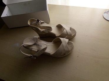 Sandale 39, samo probane ali je broj bio mali. Dobijene na poklon - Belgrade