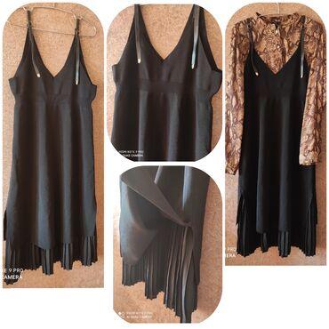 Don.Платье на осень-зиму, снизу можно надевать любые кофты. Очень