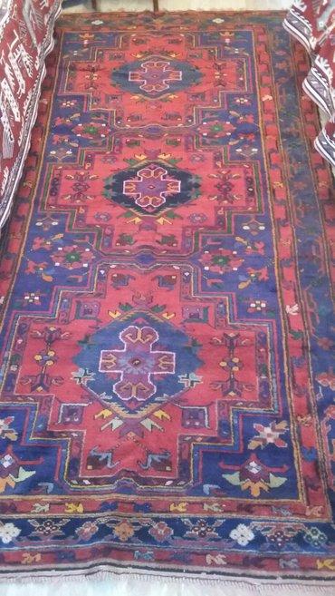 Дагестанский старинный ковёр, ручной в Хырдалан