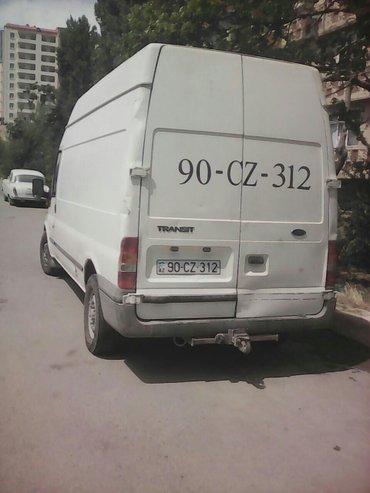 Bakı şəhərində ford qazel