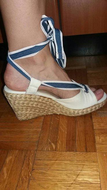 Fly levis the original - Srbija: Original Levis sandale,broj 39.Jako malo nošene,vidi se na slikama