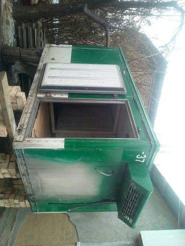 Будка холодильник на портер в Ноокат