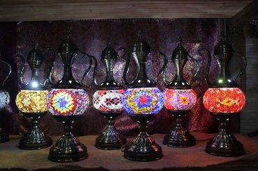 Продаются восточные, турецкие лампы, в Бишкек