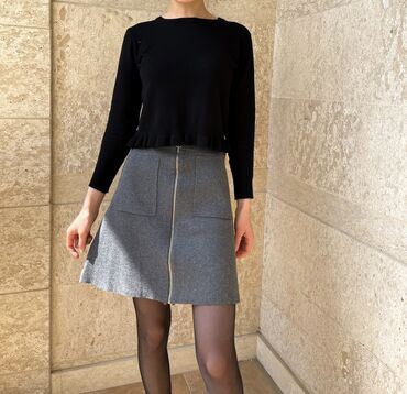 Шикарны юбки в наличии  размер: s