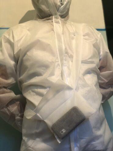 миноксидил цена в худжанде в Кыргызстан: Комбинезон одноразовая  Дышащий материал  В комплекте (бахила,сумка и