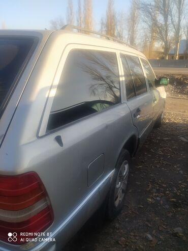Транспорт - Кара-Балта: Mercedes-Benz W124 2.5 л. 1991