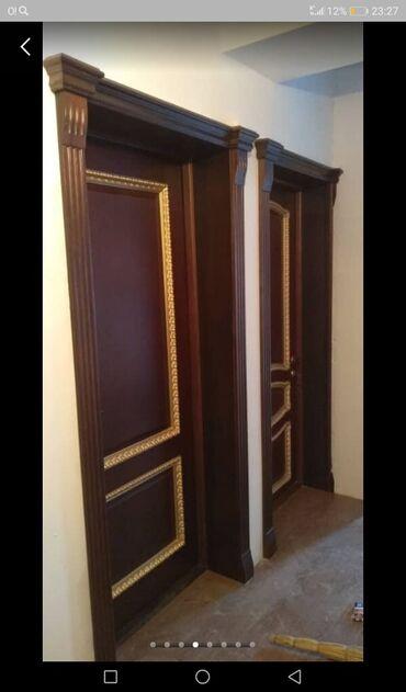 Установка дверей, гарантия качества. Доборные планки, врезка замков