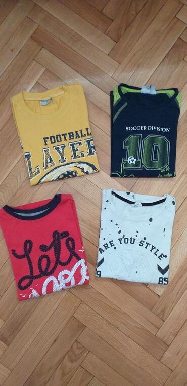 Dečiji Topići I Majice | Nis: Majice ( 6-8 god) ( cena za sve)
