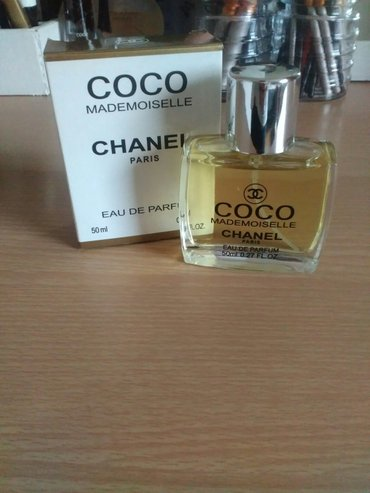 Ženski parfem coco chanel 50ml - Sabac