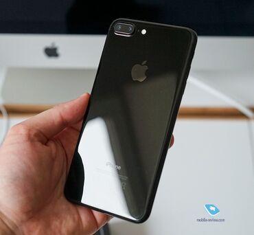 Электроника - Ананьево: Б/У iPhone 7 Plus 32 ГБ Черный (Jet Black)