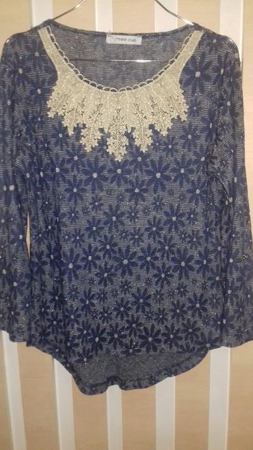mavi bodilər - Azərbaycan: Cox yumsaq kofta. Turkiyenin. pariltili material. uzerindeki rengler