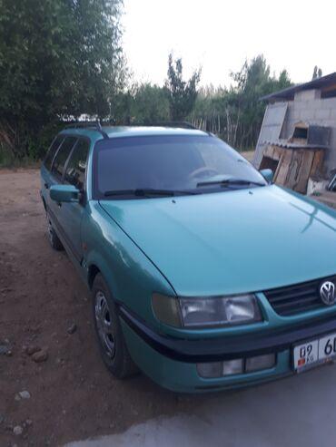 Volkswagen Passat Lingyu 1.9 л. 1996 | 300 км