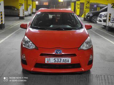 Toyota Prius 1.5 л. 2013 | 11 км