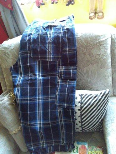 Pantalone nove nikad obucene ima cena 40eura. XL materijal za leto - Sombor