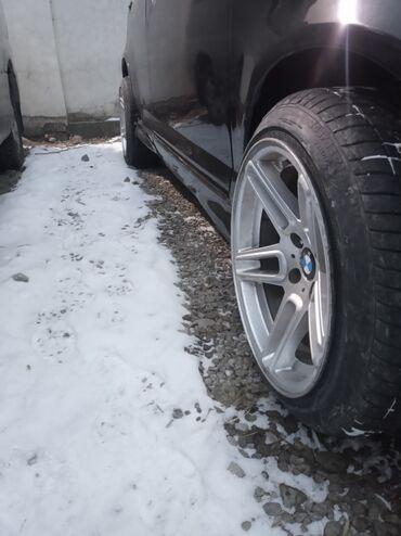 казан диска в Кыргызстан: Продаю диски 16 размер казаны вместе с резиной летняя резина
