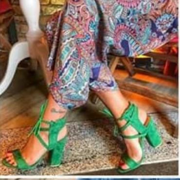 Zelene sandale broj 38 - Lazarevac