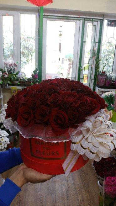 Розы доставка- удивите любимых в Бишкек