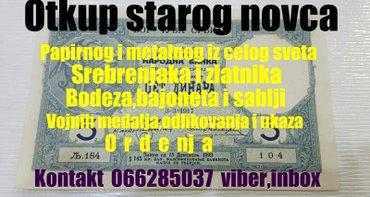 Otkup starih para - Novi Sad