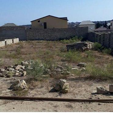 Bakı şəhərində Sabunçu rayonu Bilgəh qəsəbəsi.Dənizə panoraması ,əsas yoldan
